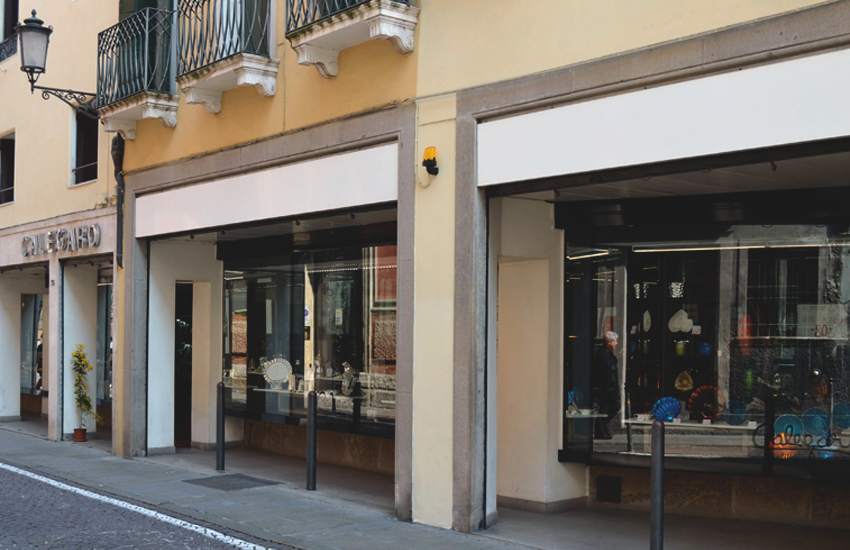 Boutique Padova Calegaro - Argenteria Calegaro 1921 Made in Italy